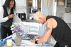 06-18-09, Michael Des Barres, poster signing, call for pricing : 