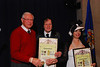 12-13-11, Ron Whitaker and Rodika receive Humanitarian Awards from The County of Los Angeles : 