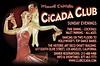 2009-05-10, Cicada Club :